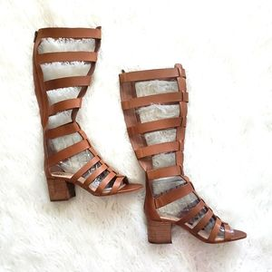 NEW Vince Camuto Brenton Gladiator Sandals Boots